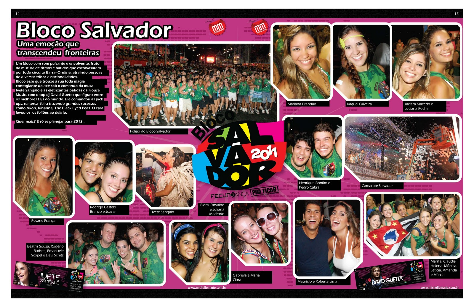 jornal mm camarote salvador pag 14 15 Carnaval in Brazil: Customizing Your Abadá