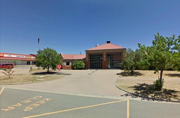 dickson amulance station