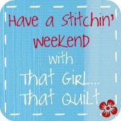 Have a Stitchin' Weekend