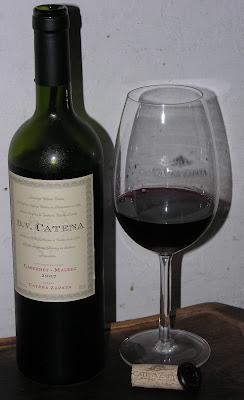 DV Catena Cabernet-Malbec 2007