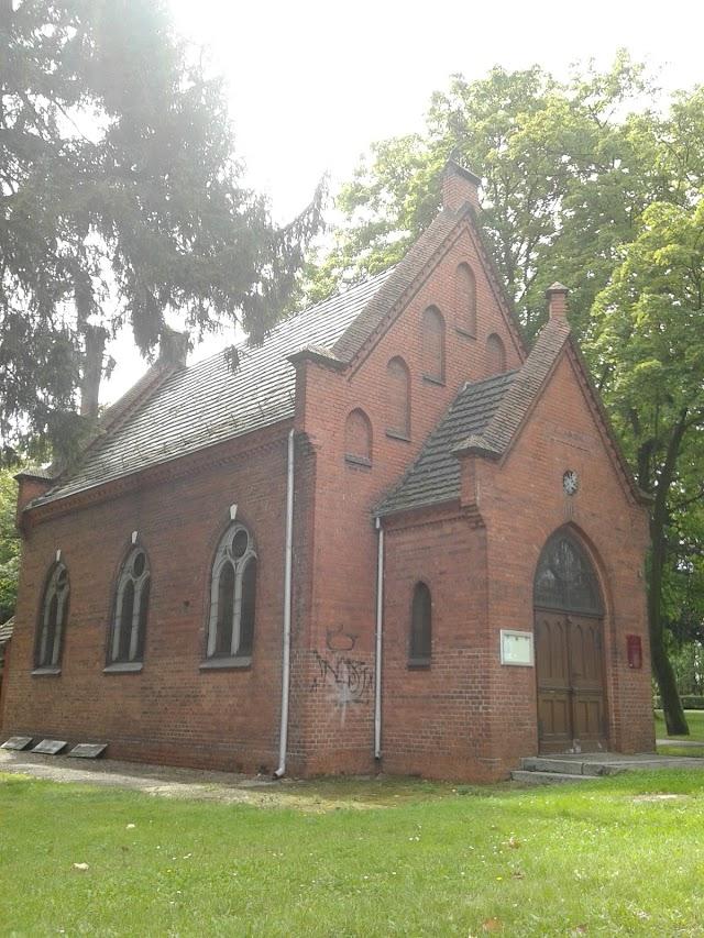 Dawna Kaplica Cmentarna Ewangelickiej Parafii św. Piotra i Pawła
