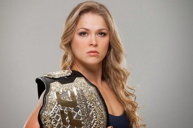 Ronda Rousey, nữ võ sĩ xinh đẹp hay buồn vì 'ế'