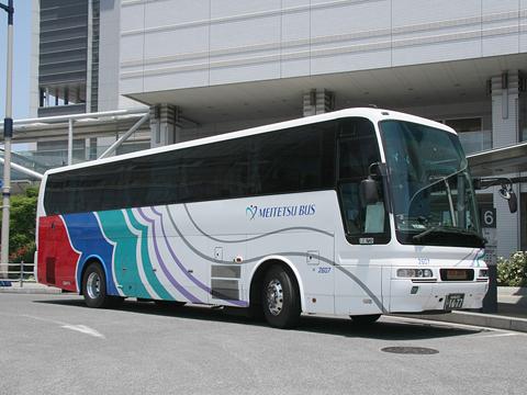 名鉄バス「グラバー号」 2607