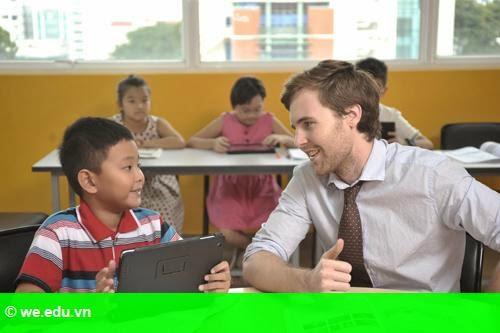 Hình 1: Lợi ích của việc học tiếng Anh chuẩn với trẻ