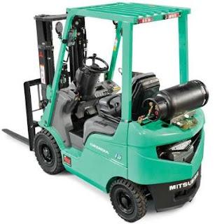 Xe nâng LPG 1.5 – 3.5 tấn