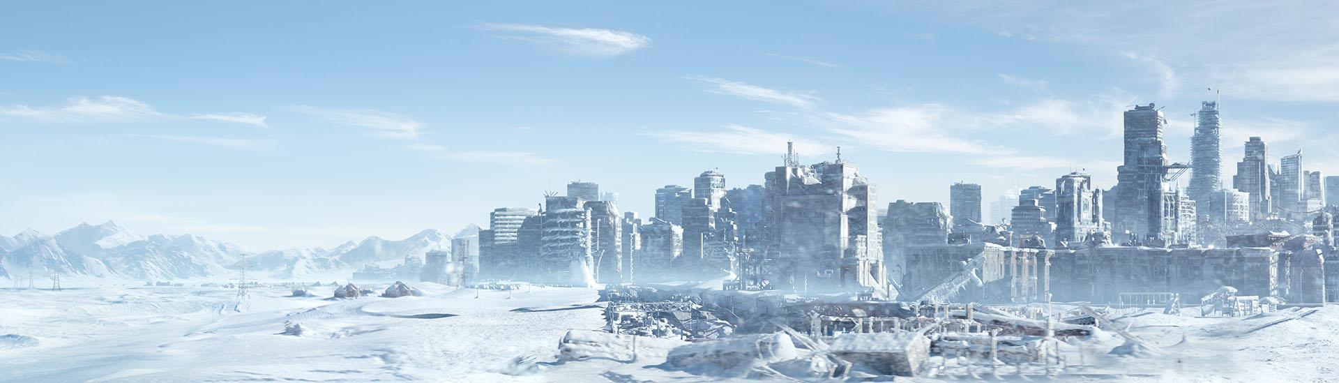 Baner filmu 'Snowpiercer: Arka Przyszłości'