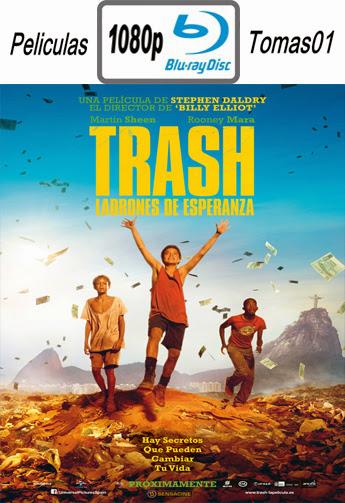 Trash: Ladrones de Esperanza (2014) BRRip 1080p