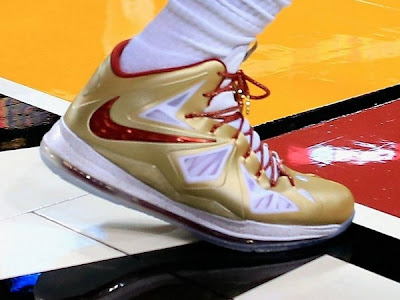lebron shoes 2012