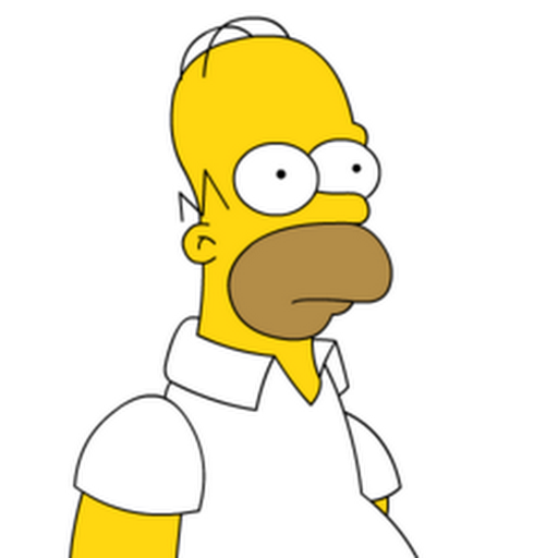 Homer J. Simpson January 6, 2013 At 1:02 AM