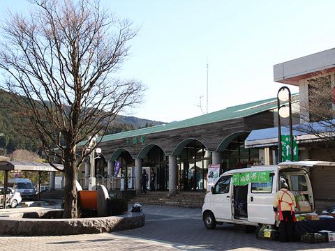 大井川鉄道 千頭駅