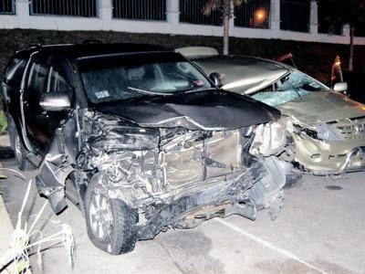 kemalangan Jalan Kuala Terengganu- Kota Bharu di Chalok Rahmat, Setiu