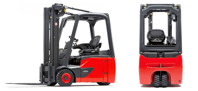 Xe nâng điện 1.2 - 2.0 tấn Linde