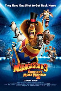 Madagascar 3 HQ CAM LATINO