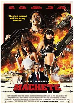 Download - Machete - DVDRip AVI Dublado