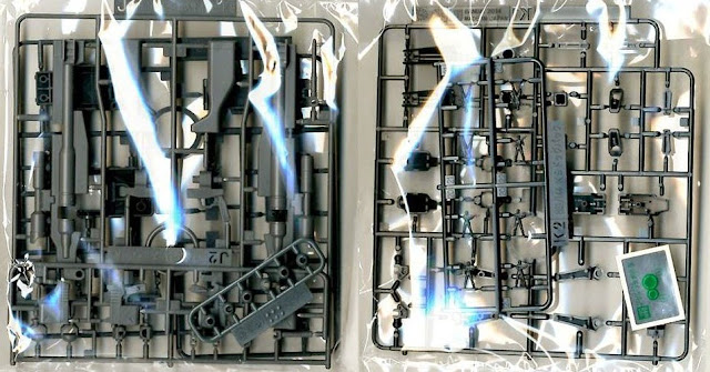 Đồ chơi lắp ghép HGBC 009 K9 Dog Pack sản xuất tại Nhật bản