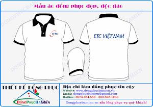 Đồng phục công ty ETC