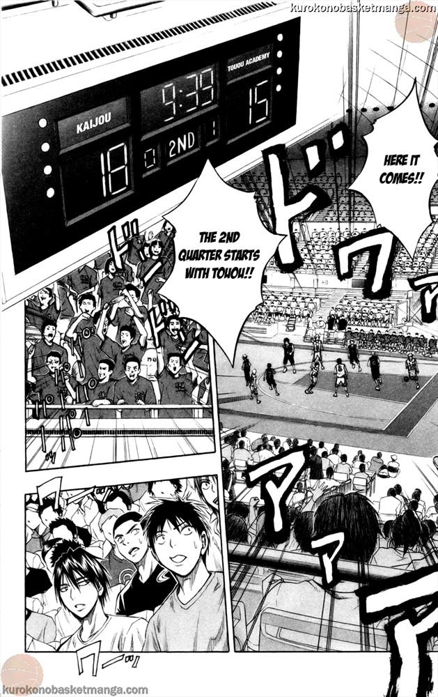 Kuroko no Basket Manga Chapter 66 - Image 6