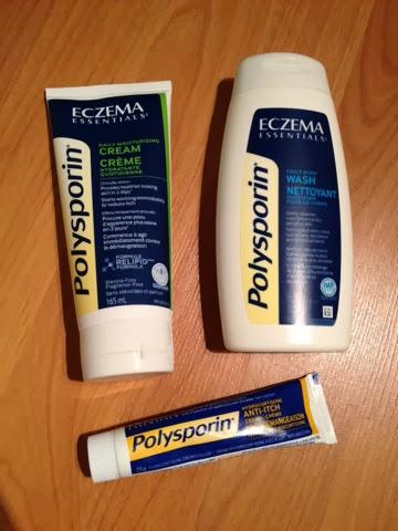 SwankMama: Fighting Eczema with Polysporin Eczema Essentials