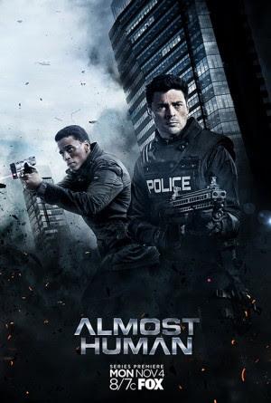 Almost Human Season 1 ตำรวจพันธุ์เหล็ก ปี 1 ( EP. 1-13 END ) [พากย์ไทย]