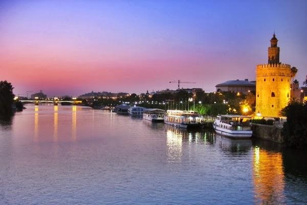 Sevilla en 1 ó 2 días