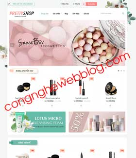 Template blogspot my pham