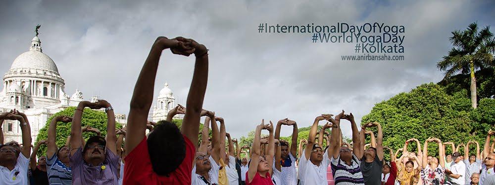 international day of yoga, international yoga day, world yoga day, kolkata