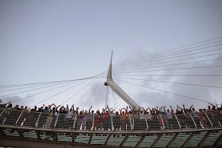 ביחד בגשר בילינסון 18.6.13