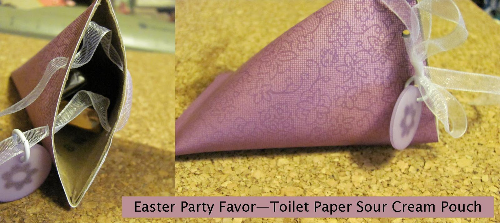 Come2chat craft challenge upcycled spring toilet paper for Toilet paper roll challenge