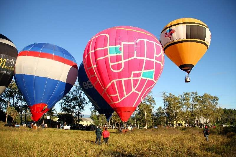 Balonismo, 24º Festival internacional de Torres 2012