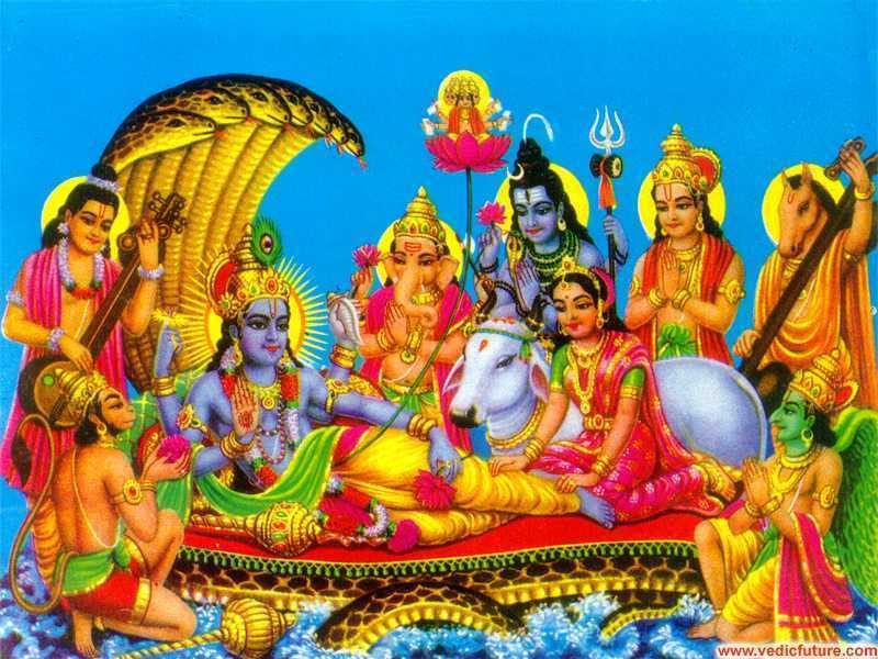 Sri Vishnu Sahasranamam Slokha For Krithika Nakshatra 2nd Pada
