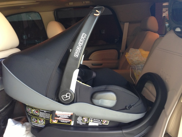 The Sweet Little Southern Charm By Tara Miller Maxi Cosi Prezi Carseat