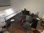 LOTS of desk space