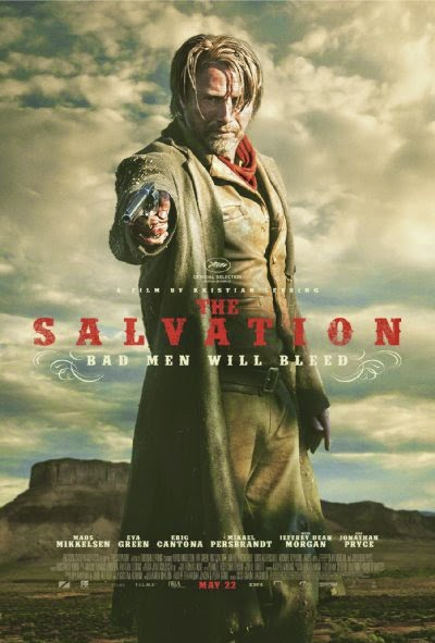 Poster Of English Movie The Salvation (2014) Free Download Full New Hollywood Movie Watch Online At alldownloads4u.com