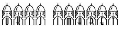 kumpulan font arabic gratis