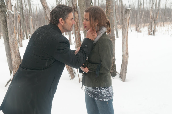 Eric Bana and Olivia Wilde in DEADFALL