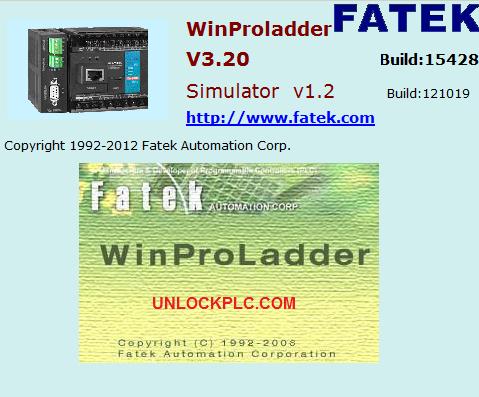Winproladder V3.2 Fatek