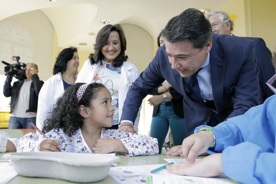 Un colegio para enfermos en el Hospital Príncipe de Asturias de Alcalá de Henares