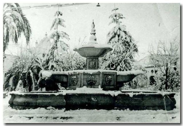 La Fuente de los Jardines.