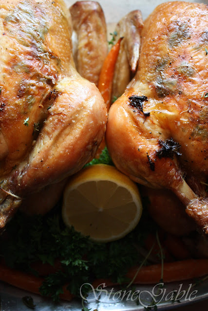 Stonegable Ina Garten 39 S Perfect Roast Chicken With A