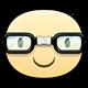 Geek Facebook sticker