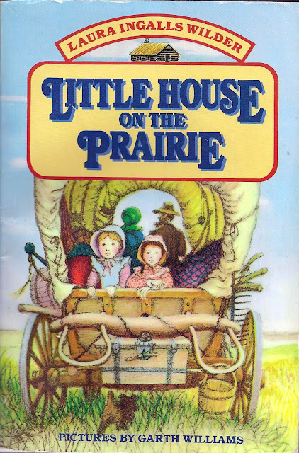 little house on the prairie laura ingalls book