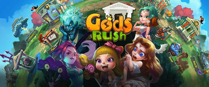 Gods Rush - Android and iOS Game