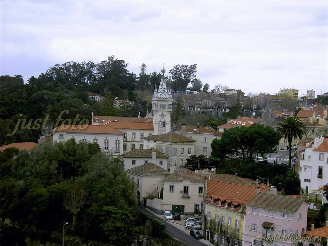 Городская Ратуша в Синтре фото