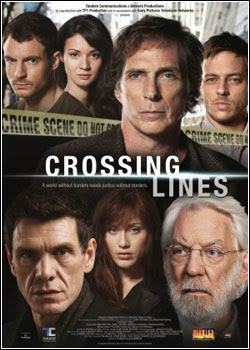 Download - Crossing Line S01E06 - HDTV + RMVB Legendado