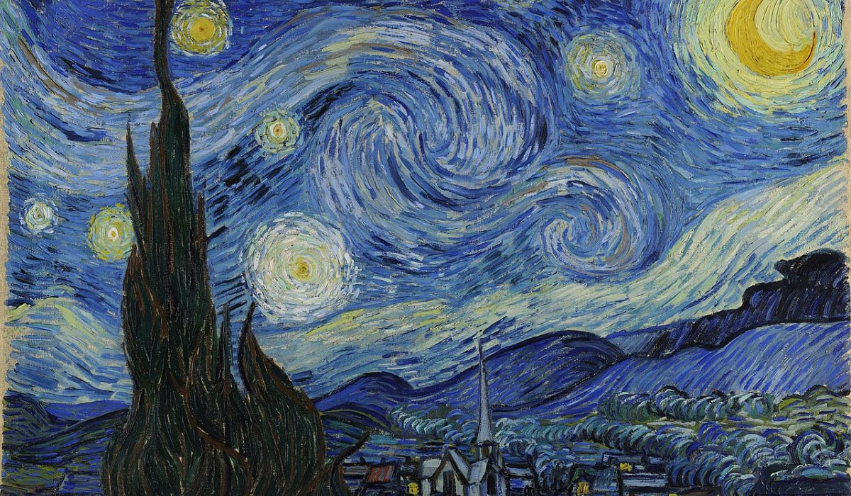 van gogh visual art