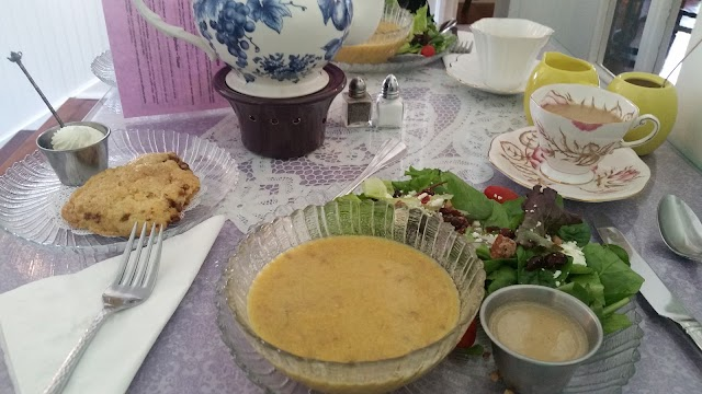 Wisteria Tea Room & Cafe