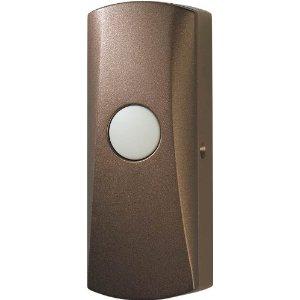 Wireless Doorbell On Oil Rubbed