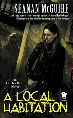 Interview with Seanan McGuire and Giveaway - March 1, 2011