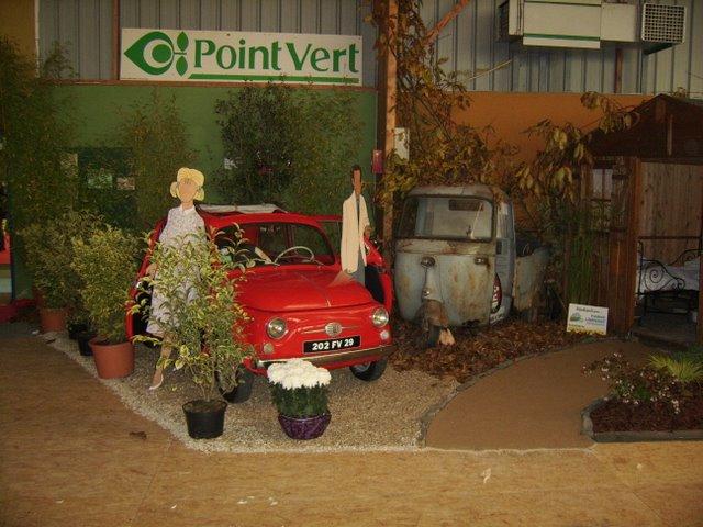 Salon des véhicules anciens les 3 et 4 novembre 2012 SSA50017
