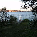 Lighthouse at Bradleys Head (57671)